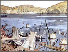 A.J. Casson Online - Art cyclopedia: The Fine Art Search Engine